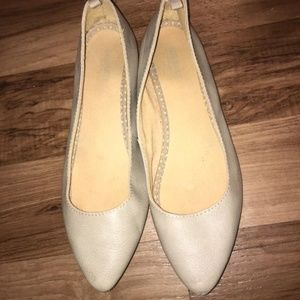 Nude Old Navy flats